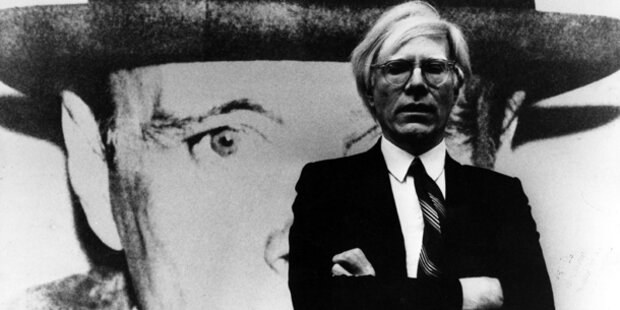 Warhols Zeitungsbilder in Frankfurt