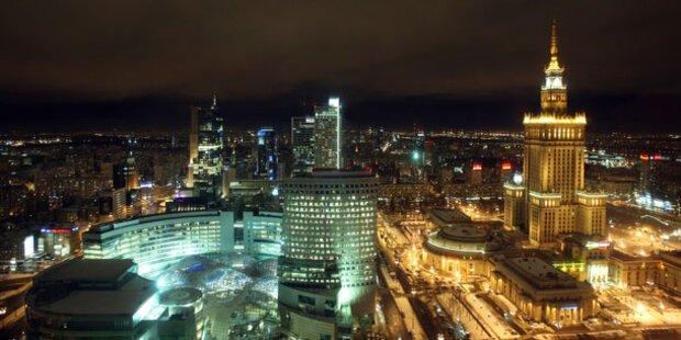 So wunderschön ist Warschau