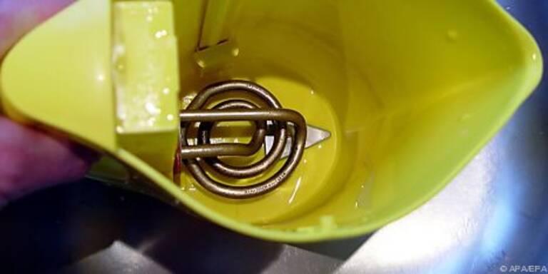 Wasserkocher schlägt nur E-Herd oder Mikrowelle