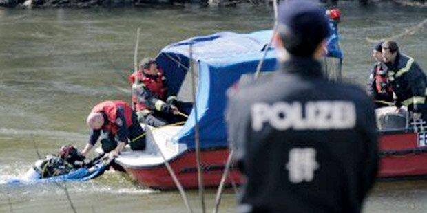 Grün-Politiker entdecken Leiche im Donaukanal