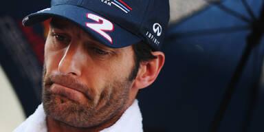 Webber glaubt an Red-Bull-Verschwörung