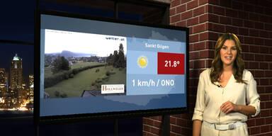 Ein Blick auf die Wettercams
