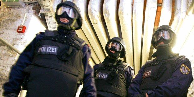 Polizei bittet Heer um Hilfe