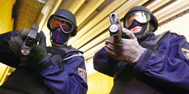 Wien: Schuss wegen lauten Telefonierens