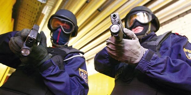 Bewaffneter Bankraub in Wien-Landstraße
