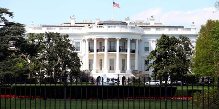 Verdächtiges Paket: Weißes Haus wieder offen