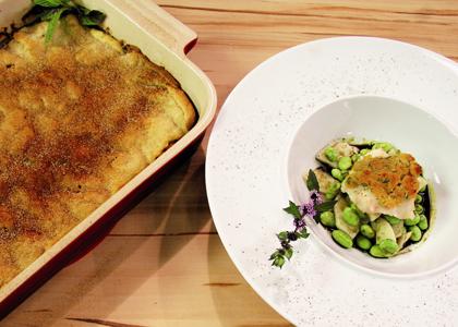 Weißer Soja-Bohnen-Salat von Andy und Alex
