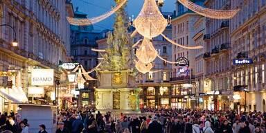 Weihnachten startet bereits morgen