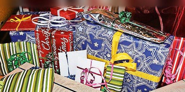 Stressfreie Weihnachtseinkäufe