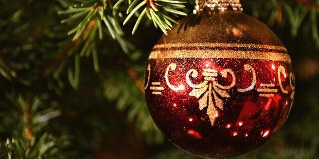 So feiern wir heute Weihnachten