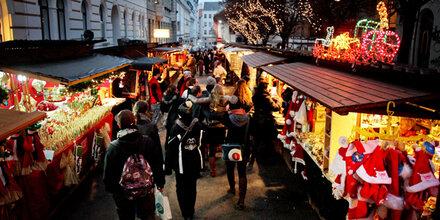 ÖSTERREICH sucht den schönsten Adventmarkt