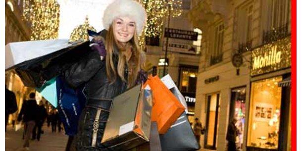 Handels-Rekord zu Weihnachten