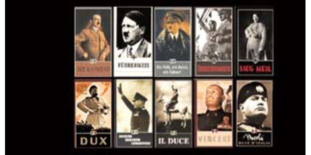 Wein-Etiketten mit Hitler-Konterfei in Italien