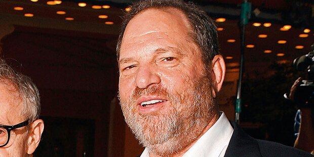 Harvey Weinstein steht Verhaftung bevor