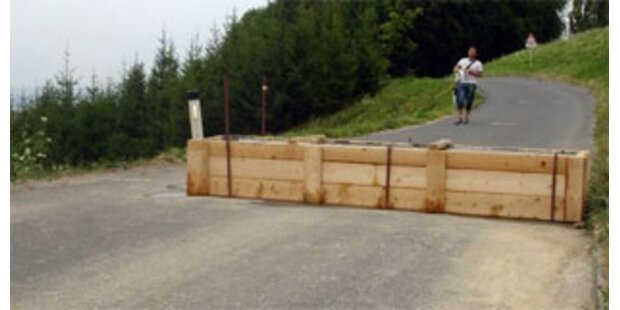 Betonblock muss bis Freitag abgerissen werden