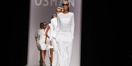 Weiß ist die Trendfarbe