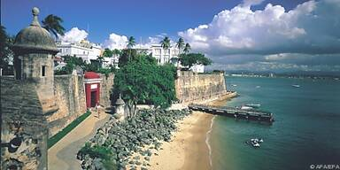 Weltkulturerbe: Die Festung El Morro in San Juan