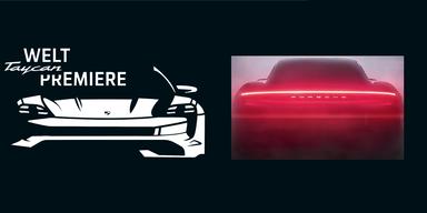 Live: Porsche enthüllt Elektro-Sportler Taycan
