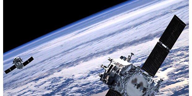 Astronauten hörten seltsame