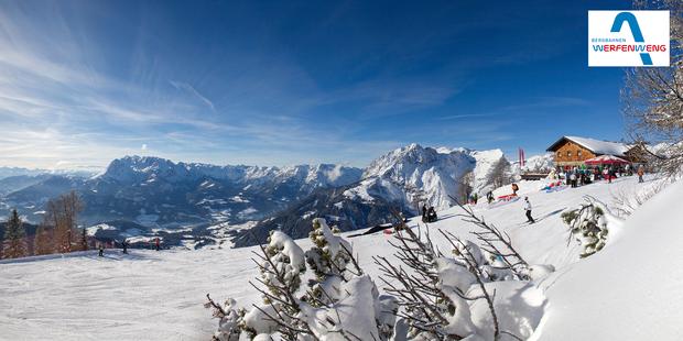 Der Gipfel des Winters