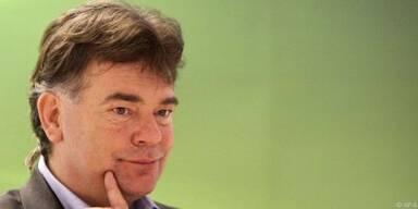 Werner Kogler spricht Drohungen aus