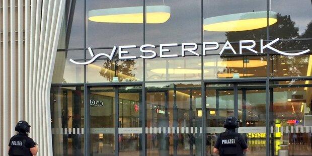 Terror-Alarm: Bremen evakuiert Einkaufszentrum