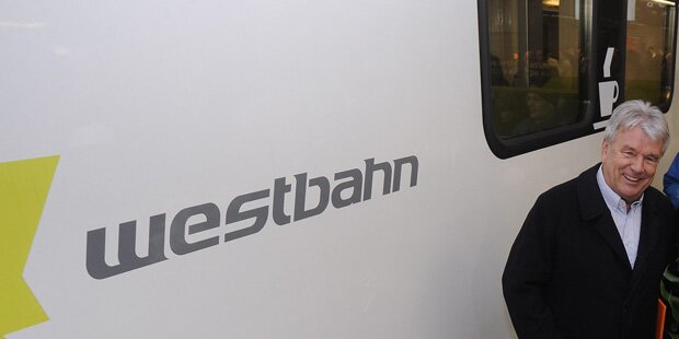 Westbahn fährt bald Wiener Hauptbahnhof an