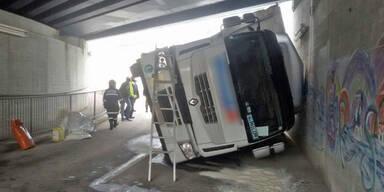 Westbahnstrecke war nach Unfall gesperrt