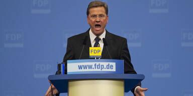Westerwelle FDP Parteitag