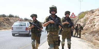Westjordanland Israeli