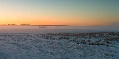 Heute nächste Frost-Nacht -10 Grad
