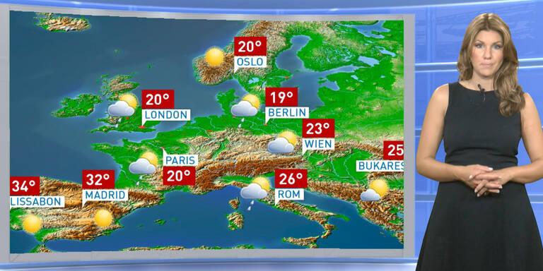 Die Europakarte