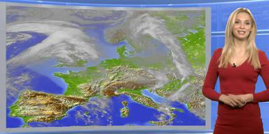 Das Wetter heute: Sonnig, im Westen bis 26°