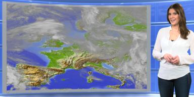 Das Wetter heute: Wechsel aus Sonne und Wolken, weitgehend trocken