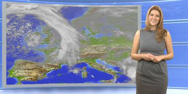 Das Wetter heute: Überwiegend sonnig, teils Frühnebel