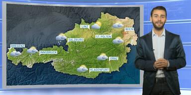 Das Wetter am Wochenende: Weitgehend sonnig, vereinzelt Gewitter