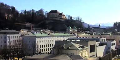 Frühlingswetter in ganz Österreich