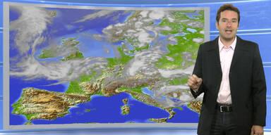 Das Wetter heute: Schauer bleiben wetterbestimmend