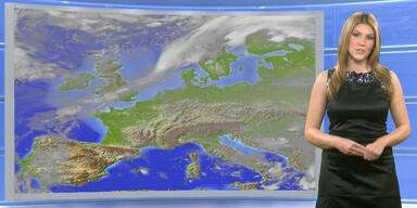 Das Wetter heute: Verbreitet sonnig, teils Hochnebel