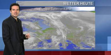 Das Wetter am Vormittag: Südföhn alpennordseitig, sonst Nebel und Sonne