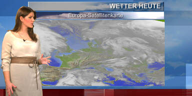 Das Wetter am Vormittag: Sonnig, im Osten Hochnebel