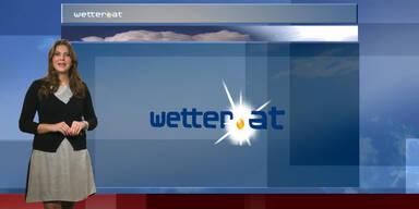 Das Wetter am Nachmittag: Nebelig trüb, im Bergland föhnbedingt sonnig