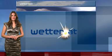 Das Wetter am Nachmittag: Meist stark bewölkt oder nebelig