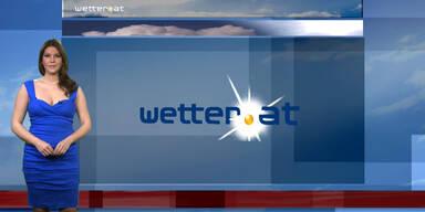 Das Wetter am Nachmittag: Alpennordseite Schneefall, sonniger Süden