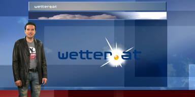 Das Wetter am Nachmittag: Dicht bewölkt, teils auch Regenschauer möglich
