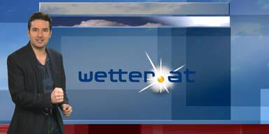 Das Wetter am Nachmittag: Im Westen und Süden sonnig, sonst bewölkt