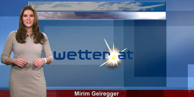 Das Wetter am Nachmittag: Teils sonnig, im Osten Hochnebel