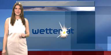 Das Wetter am Nachmittag: Nebel in den Niederungen, sonst recht sonnig