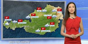 Das Wetter am Samstag