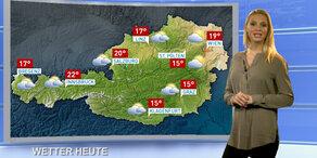 Das Wetter am Samtag